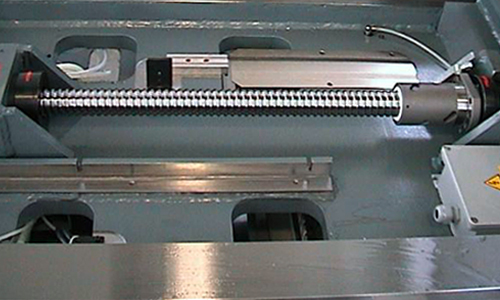 Ingenia - Attività: Meccanica - sistemi di movimentazione lineare