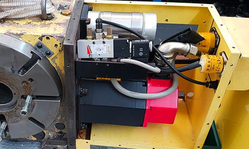 Cit Service - Attività: Meccanica - tavole girevoli