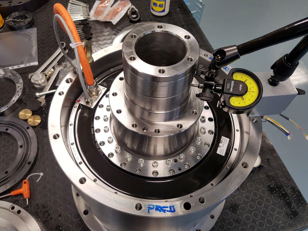 Motori brushless e torque © Ingenia
