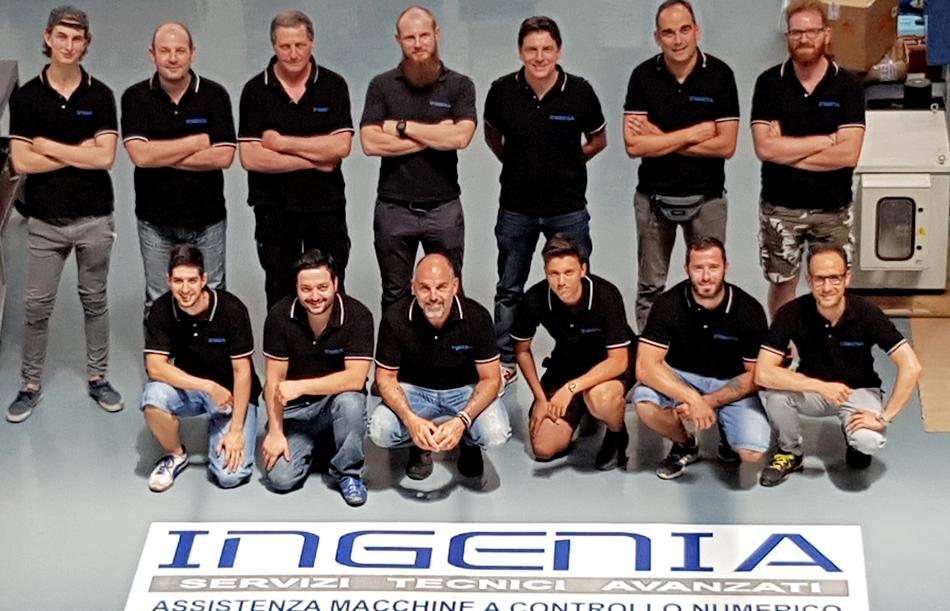Assistenza tecnica © Ingenia