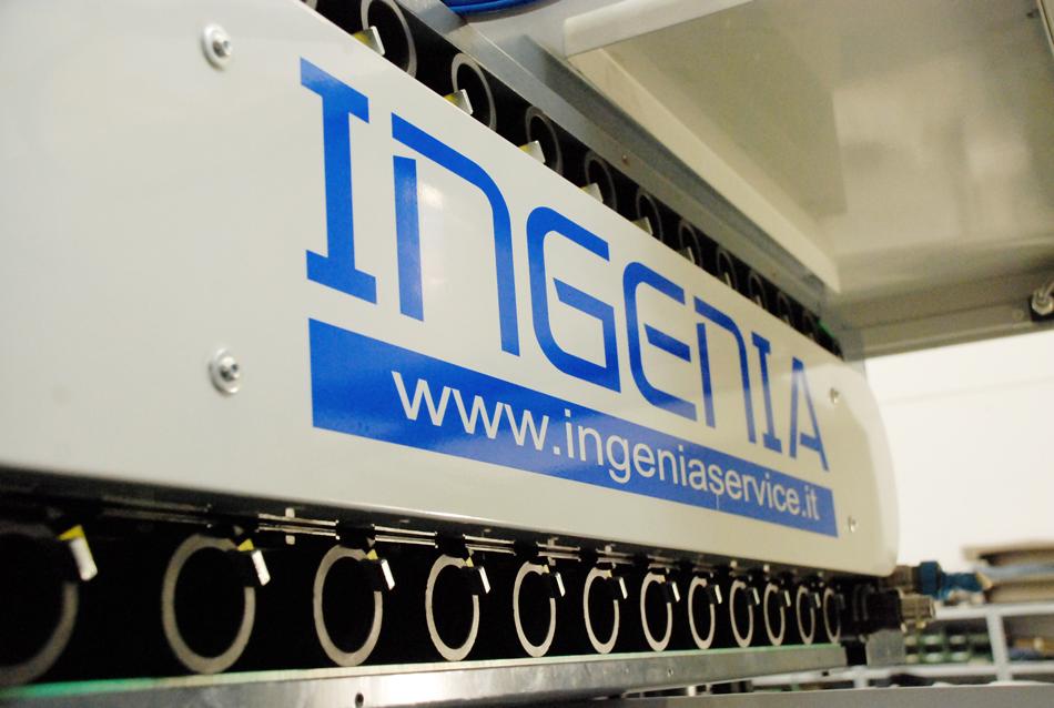 Catena magazzino utensili random INGENIA © Ingenia