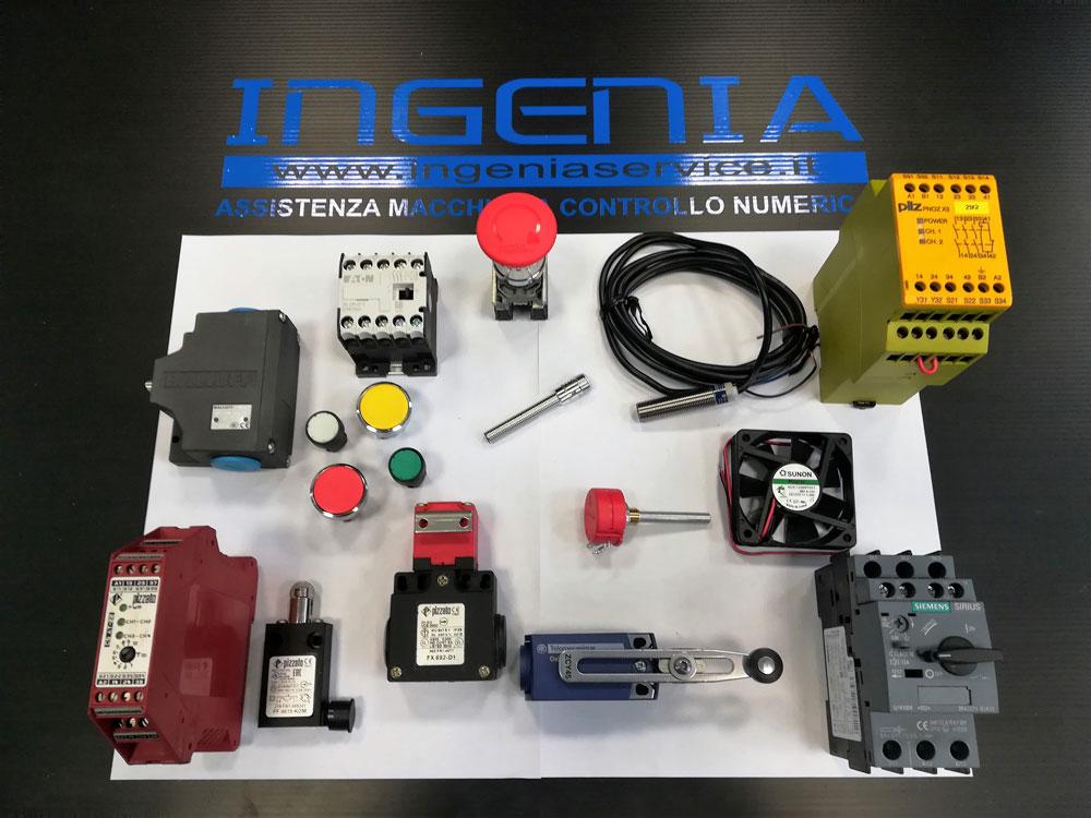 Componenti elettronici © Ingenia