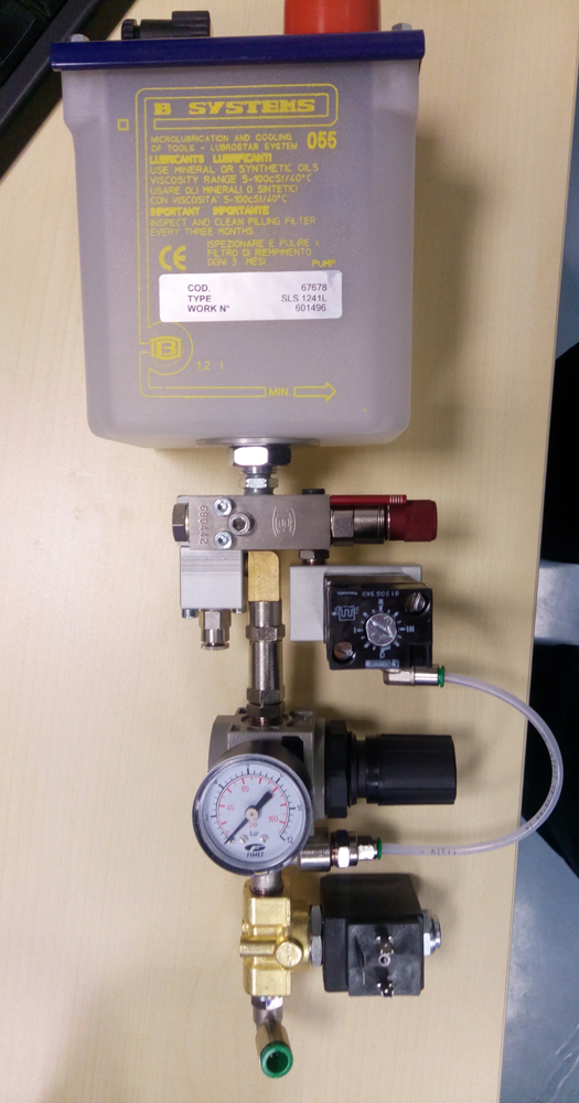 Kit lubro-refrigernate © Ingenia