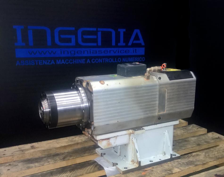 Revisione elettromandrino HSD © Ingenia