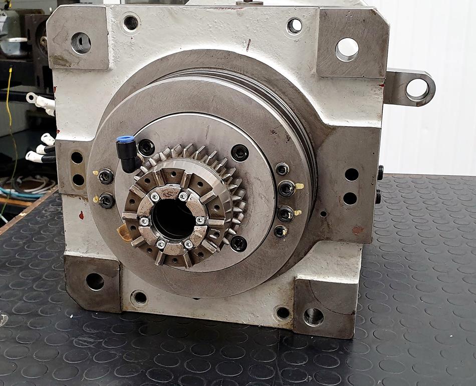 Revisione motore mandrino MAZAK © Ingenia