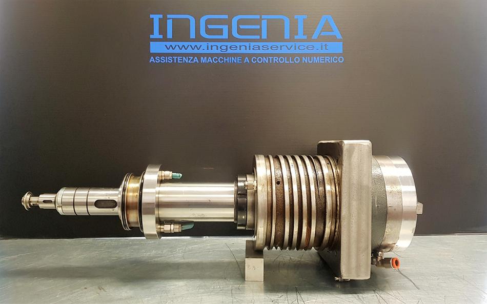 Revisione mandrino INGENIA © Ingenia