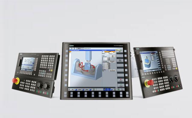 CNC sinumerik controls © Ingenia