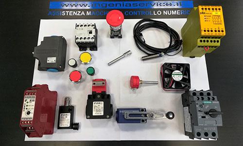Ingenia Rimini - Attività: Elettronica - componenti elettromeccanici e sensori