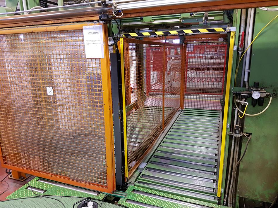 Installazione barriere REER © Ingenia