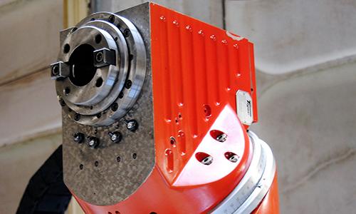 Ingenia - Attività: Meccanica - teste birotative