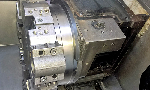 Ingenia - Attività: Meccanica - torrette portautensili