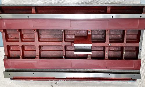 Ingenia - Attività: Meccanica - ripristino turcite