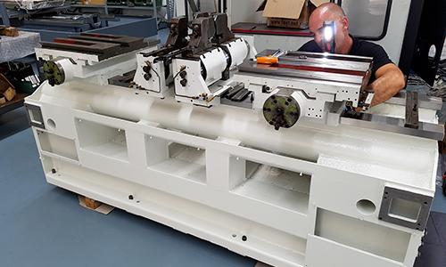 Ingenia Rimini - Attività: meccanica - retrofit meccanici