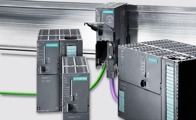 PLC SIEMENS SIMATIC S7-300 © Ingenia