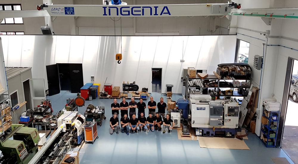 Ingenia Rimini - sede