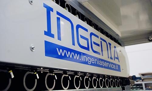 Ingenia - Attività: Meccanica - Sistemi di cambio utensili