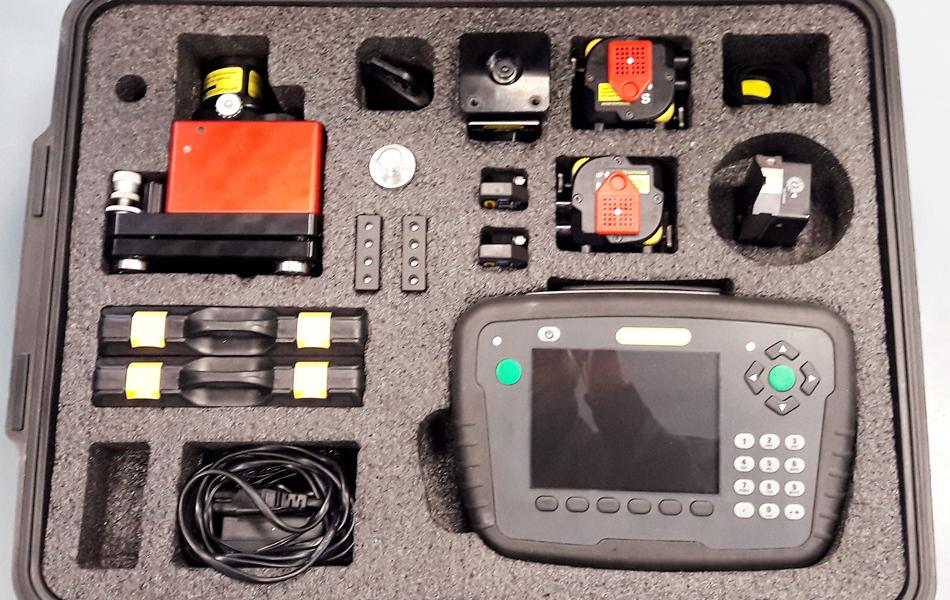 Attrezzature e sistemi di misura © Ingenia
