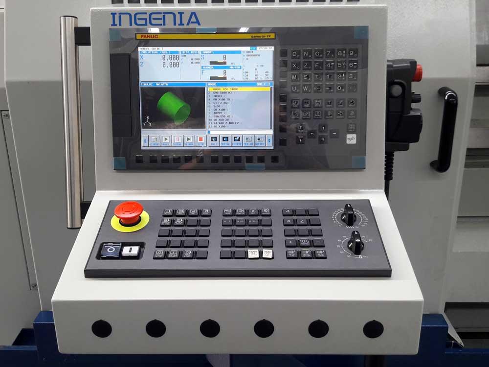 CNC Fanuc Oi TF © Ingenia