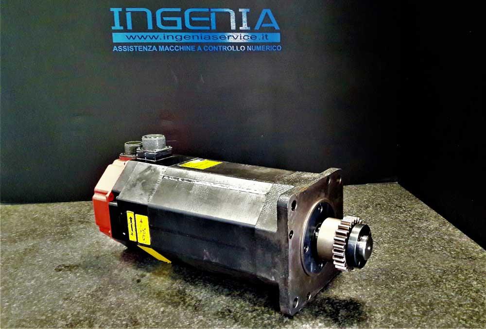 Revisione motore Fanuc A06B 0572 B003 © Ingenia