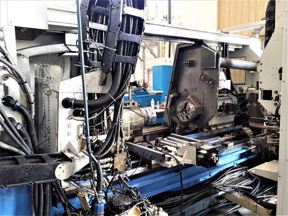 Revisione meccanica su Mazak Integrex © Ingenia
