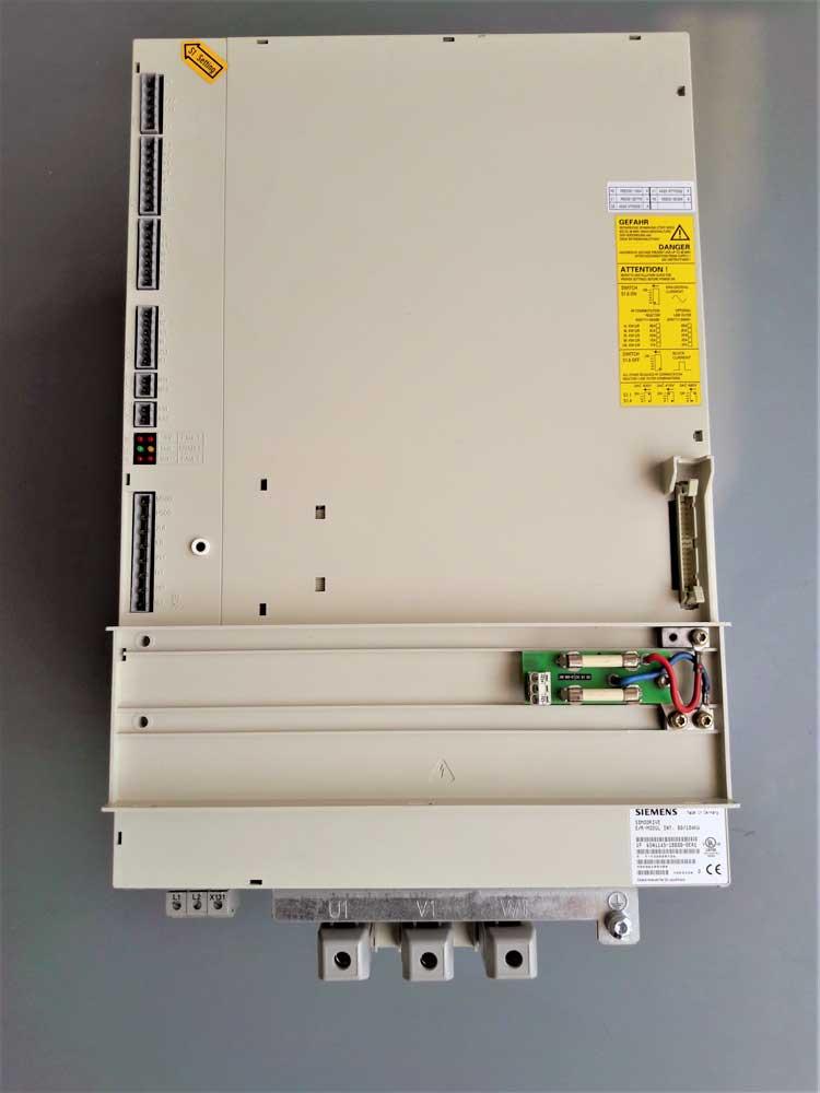 Riparazione Alimentatore Siemens 80 104 KW 6SN1145 1BB00 OEA1 © Ingenia