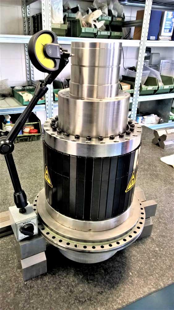 Rotore motore torque © Ingenia