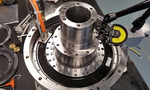 Ingenia - Attività: Elettronica - motori brushless e torque