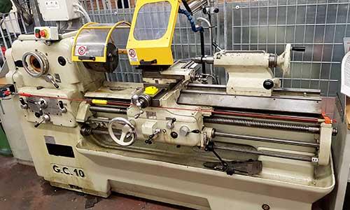 Ingenia - Attività: Meccanica - macchine tradizionali