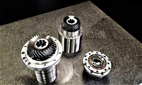 Ingenia - Attività: Meccanica - ricostruzione particolari meccanici