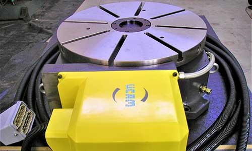 Ingenia - Attività: Meccanica - tavole girevoli