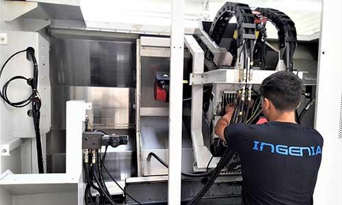 Ingenia - Attività: Servizi - manutenzione predittiva
